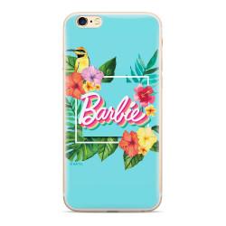 Silikónové puzdro Barbie 007 pre Apple iPhone 7/8 modré