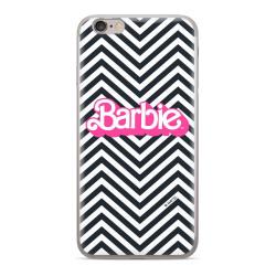 Silikónové puzdro Barbie 006 pre Apple iPhone 7/8 čierne