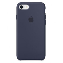 Apple iPhone 6S Silicone Case - Midnight Blue (MKY22ZM/A)