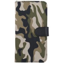 Diárové puzdro Smart Army pre Samsung Galaxy S8 Plus khaki