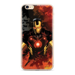 Case with licence SAM Galaxy A20e Iron Man 003