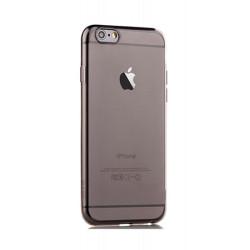 Plastové puzdro DEVIA Naked pre Apple iPhone 7/8 tmavé