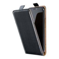 Diárové puzdro na Nokia 230 Slim Flexi Fresh čierne