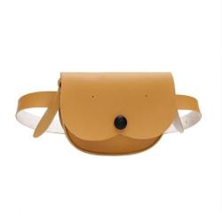 Detská taška s popruhom Puppy hnedá
