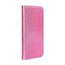 Diárové puzdro Kabura Shining pre Apple iPhone 7/8 ružové