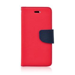 Diárové puzdro Fancy Book pre Huawei Honor 8X červeno- modré