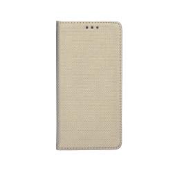 Diárové puzdro Kabura Smart pre Xiaomi Redmi Note 8 Pro zlaté