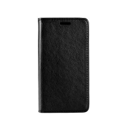 Diárové puzdro na Huawei P30 Magnet Book čierne