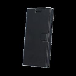 Diárové puzdro myPhone Pocket 18x9 čierne