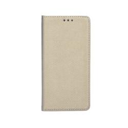 Diárové puzdro Smart Kabura pre Samsung Galaxy S9 Plus zlaté