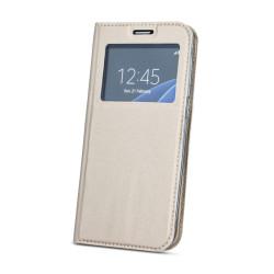 Diárové puzdro Smart Look pre Samsung Galaxy S8 zlaté