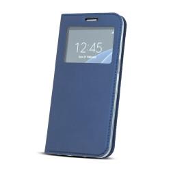 Diárové puzdro Smart Look pre Samsung Galaxy S9 Plus námornícka modrá