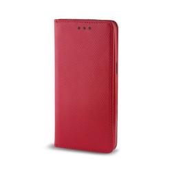 Diárové puzdro Smart Magnet pre Huawei P Smart červené