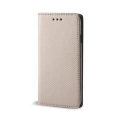 Diárové puzdro Smart Magnet pre Huawei P Smart zlaté