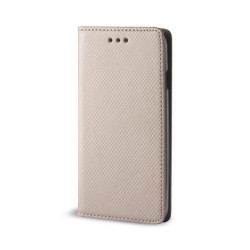 Diárové puzdro Smart Magnet pre Xiaomi Redmi 7 zlaté