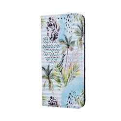 Diárové puzdro Smart Trendy Tropical Palm pre Apple iPhone 7/8