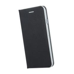 Diárové puzdro Smart Venus pre Samsung Galaxy J6 2018 čierne