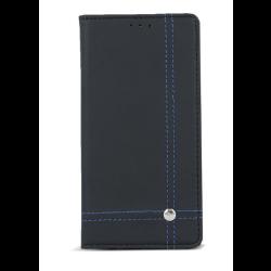 Diarové puzdro Smart Focus cover pre  Apple  iPhone 7/8 čierno.modré