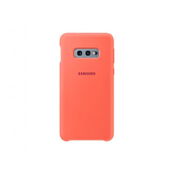 EF-PG970THE Samsung Silicone Cover Pink pro G970 Galaxy S10e (EU Blister)