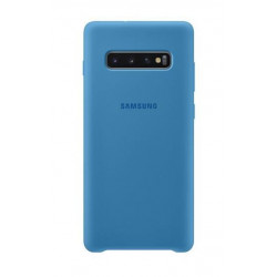 EF-PG970TLE Samsung Silicone Cover Blue pro G970 Galaxy S10 Lite (EU Blister)