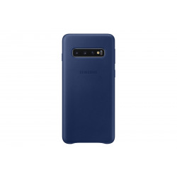 EF-VG973LNE Samsung Leather Cover Navy pro G973 Galaxy S10 (EU Blister)