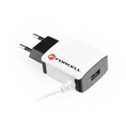 Univerzálna sieťová nabíjačka Forcell micro USB 2A