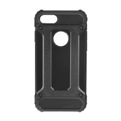 Plastové puzdro Forcell Armor pre Apple iPhone 8 čierne