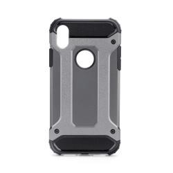Plastové puzdro Forcell Armor pre Apple iPhone XR šedé