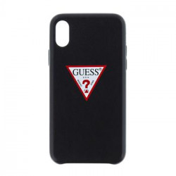 GUHCPXPTPUBK Guess Triangle Hard Case Black pro iPhone X