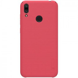 Nillkin Super Frosted Zadní Kryt pro Huawei Y7 2019 Red