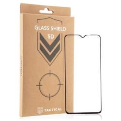 Tvrdené sklo Tactical Shield 5D na Xiaomi Redmi Note 8 Pro čierne
