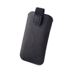 GreenGo Slim Up Mono Puzdro XXL (i9100 Galaxy S II) čierne
