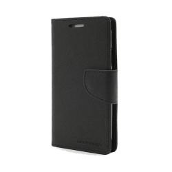 Diárové puzdro Mercury Fancy Sony Z3 čierne / čierne