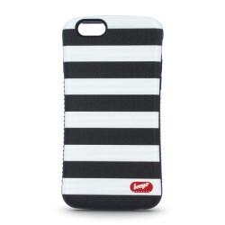 Plastové puzdro Ocean Breeze pre Apple iPhone 6/6s Beeyo čierne