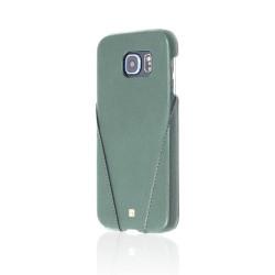 Silikónové puzdro Just Must Racing pre SAM Galaxy S7 Edge olivové