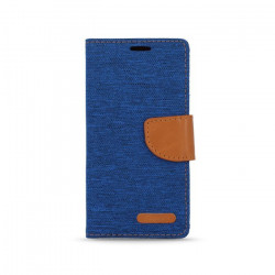 Case Smart Canvas for LG K4 K130 dark blue