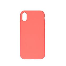 Silikónové puzdro Forcell Silicone Lite pre Xiaomi Redmi Note 8 Pro ružové