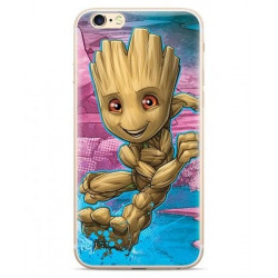 Puzdro Apple iPhone 6/6s Original Marvel Groot 001