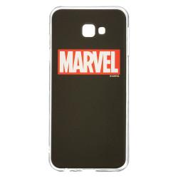MARVEL 002 Zadní Kryt Black pro Samsung J415 Galaxy J4+
