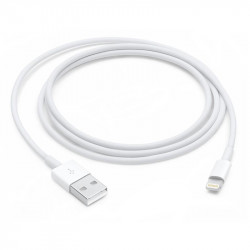 Originál kábel Apple USB Lightning MD818ZM/A 1meter (bulk)