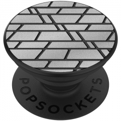 PopSockets PopGrip Gen.2, Reflective Urban Geo, reflexný povrch