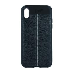 Plastové puzdro Beeyo Elegance pre Apple iPhone X/XS čierne