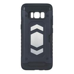 Plastové puzdro Defender Magnetic pre Apple iPhone XR čierne