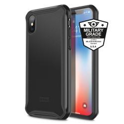 Plastové puzdro ESR Glacier pre Apple iPhone X/XS čierne