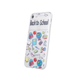 Silikónové puzdro School3 pre Huawei Y5 2019 viacfarebné