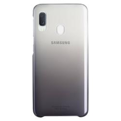 EF-AA202CBE Samsung Gradation Kryt pre Galaxy A20e Black (EU Blister)