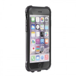 Zadné plastové puzdro Forcell ARMOR pre Apple iPhone 7/8 čierne
