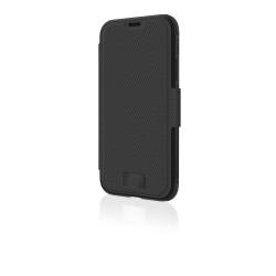 Diárové puzdro Black Rock Robust Wallet pre Apple iPhone 11 čierne
