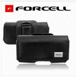 Opaskové univerzálne puzdro Forcell čierne