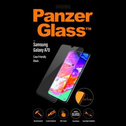 PanzerGlass pre Samsung Galaxy A70 čierne